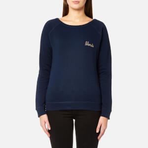 Maison Labiche Women's Blondie Sweatshirt - Bleu Marine