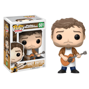 Parks & Rec Andy Dwyer Pop! Vinyl Figure