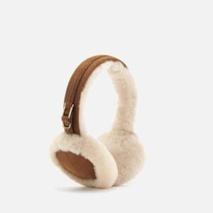 UGG Australia Women's Classic Sheepskin Earmuffs - Chestnut