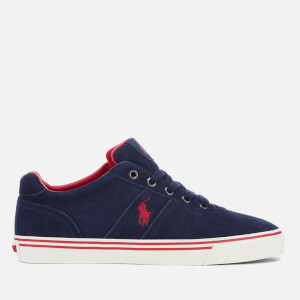 Polo Ralph Lauren Men's Hanford Suede Trainers - Newport Navy