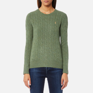 Polo Ralph Lauren Women's Julianna Jumper - Green