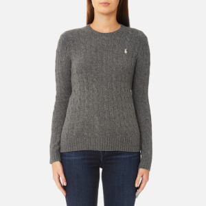 Polo Ralph Lauren Women's Julianna Jumper - Dark Grey