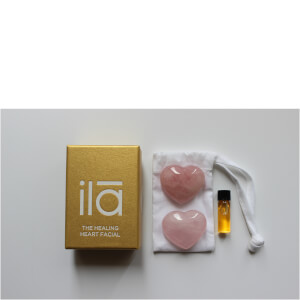 ila-spa 身心舒緩心形水晶石