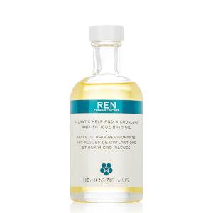 Aceite de baño antifatiga Atlantic Kelp and Microalgae de REN Skincare (110 ml)
