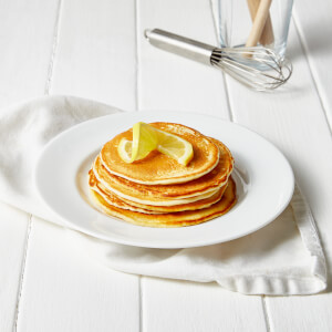 Meal Replacement Lemon Pancakes (Box of 7)