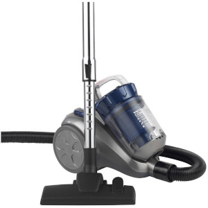 Salter SAL0004 Compact Pet+ Vac Cylinder Vaccum Cleaner - Blue