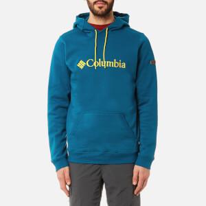 Columbia Men's CSC Basic Logo Hoody - Phoenix Blue/Antique Moss