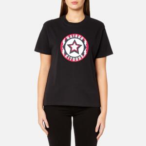 Maison Kitsuné Women's Super Maison Kitsuné T-Shirt - Grey