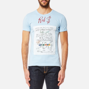 Vivienne Westwood Anglomania Men's T-Shirt - Rot Blue