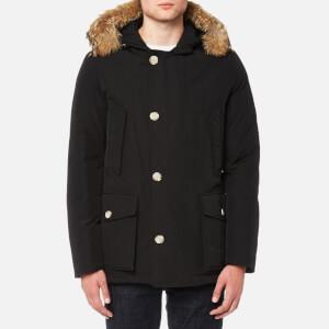 Woolrich Men's Arctic Anorak - Black