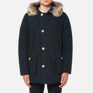 Woolrich Men's Arctic Parka Jacket - Dark Navy