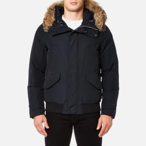 Woolrich Men's Polar Jacket - Dark Navy