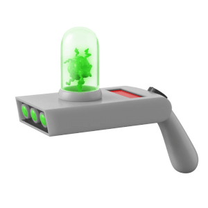 Funko Rick und Morty Portal Gun Action Figur