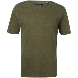 Troy Men's Jamie Nep Yarn T-Shirt - Forest Night