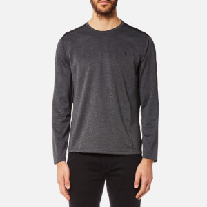 Polo Ralph Lauren Men's Performance Elevated Long Sleeve T-Shirt - Windsor Heather