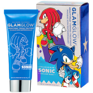 GLAMGLOW Sonic Blue Gravitymud Firming Treatment 15g - Knuckles Collectable