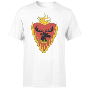Game of Thrones Stannis Baratheon Sigil T-Shirt - Weiß