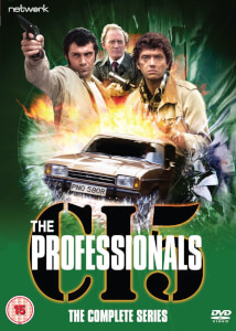 The Professionals - The Complete Series