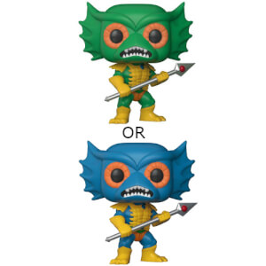MOTU Merman Pop! Vinyl Figur