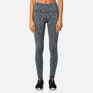 Superdry Sport Women's Sport Ultimate Leggings - Black Marl Stripe
