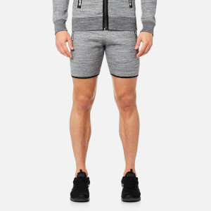 Superdry Sport Men's Gym Tech Slim Shorts - Concrete Marl/Ice Space Dye