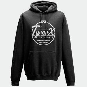 Tycerx Est. 2012 Bringing Virtual Into Reality Black Hoodie