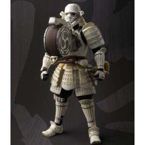 Star Wars Meisho Movie Realization Taikoyaku Stormtrooper Tamashii Web Exclusive 17cm Action Figure
