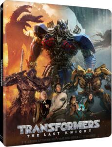 Transformers: The Last Knight - 4K Ultra HD - Zavvi UK Exklusives Limited Edition Steelbook Blu-ray