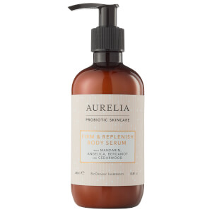 Sérum Raffermissant et Réparateur pour le Corps Firm & Replenish Body Serum Aurelia Skincare 250 ml
