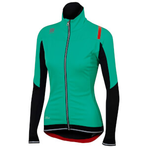 Sportful Women's Fiandre NoRain Jacket - Waterfall/Black