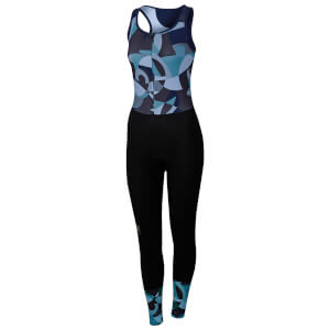 Sportful Women's Primavera Bib Tights - Black/Black Iris
