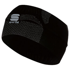 Sportful 2nd Skin Headband - Black