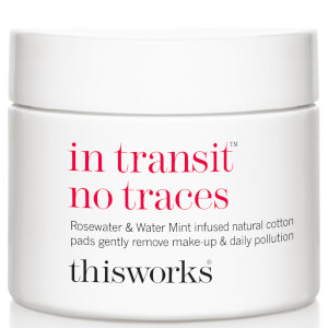 this works In Transit No Traces Pads - 20 Pads (Free Gift)