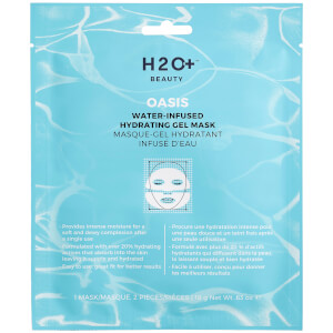 H2O+ Beauty Oasis Water-Infused Hydrating Gel Mask