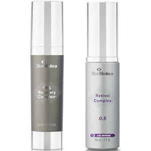 SkinMedica Retinol Complex 0.5 and TNS Recovery Complex (Worth $257)