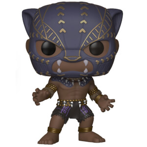 Black Panther Warrior Falls Figura Pop! Vinyl