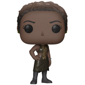 Black Panther Nakia Pop! Vinyl Figur
