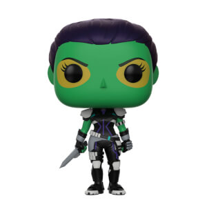 Figurine Pop! Gamora - Les Gardiens de la Galaxie: The Telltale Series