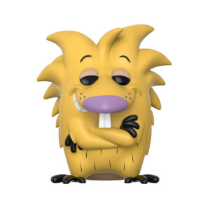 Nickelodeon Angry Beavers Norbert Pop! Vinyl Figure