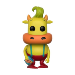 Nickelodeon Rockos ML Heffer Figura Pop! Vinyl