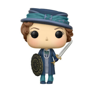 Wonder Woman Etta with Sword and Shield Pop! Vinyl Figure