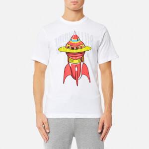 Billionaire Boys Club Men's Space Ship Reversible Print T-Shirt - White