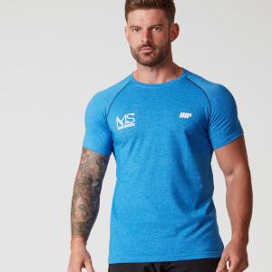 Michael Spampinato Men's T-Shirt - Blue