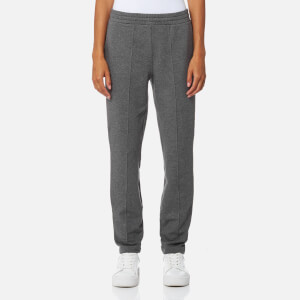 T by Alexander Wang Women's Dry French Terry Pull On Leggings - Heather Grey