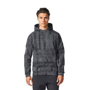 adidas Men's ZNE Pulse Training Hoody - Black