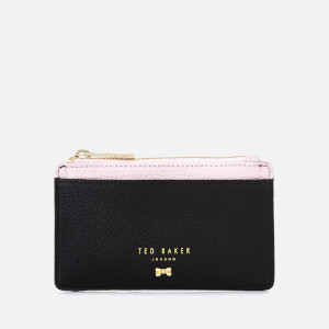 Ted Baker Women's Alica Zipped Card Holder - Black