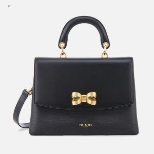 Ted Baker Women's Lauree Looped Bow Lady Bag - Black