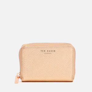 Ted Baker Women's Illda Zip Around Mini Purse - Rose Gold