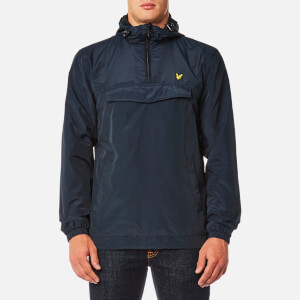 Lyle & Scott Men's Overhead Anorak - Navy Jacket
