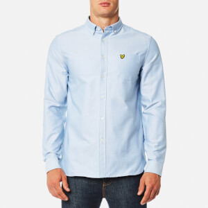 Lyle & Scott Men's Oxford Shirt - Riviera